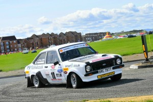 Paul Swift - Promenade Stages Rally - 5th September 2015
