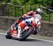 #1 John McGuinness Honda Honda Racing