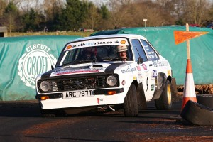 Paul Swift / Jessica Swift - 2015 Christmas Stages Rally
