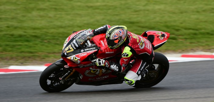 Brands Hatch Victory For Byrne
