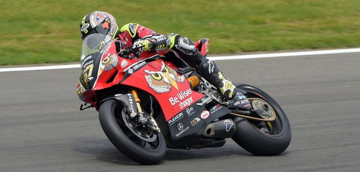 Front Row For Byrne At Brands Hatch, Irwin In 15th