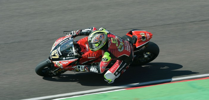 Double Success For Be Wiser Ducati At Thruxton