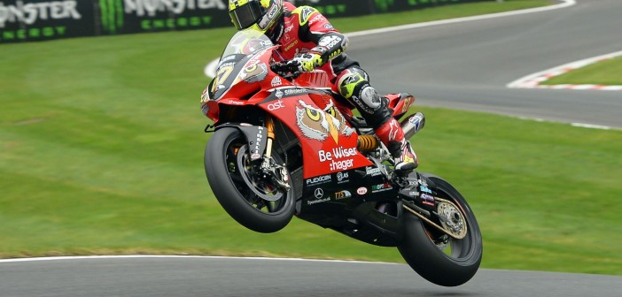 Front Row Start For Byrne At Cadwell, Irwin On Row Four
