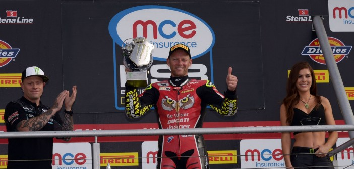 Byrne Doubles Up At Brands Hatch
