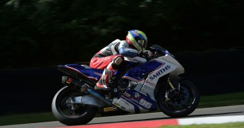 Points And Progress For Smrz At Brands Hatch