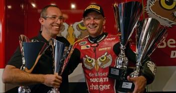 #67 Shane Shakey Byrne Be Wiser Ducati MCE Insurance British Superbike Championship in association with Pirelli