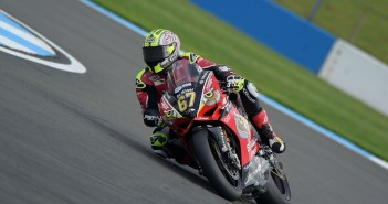 Byrne On Front Row For Showdown Opener
