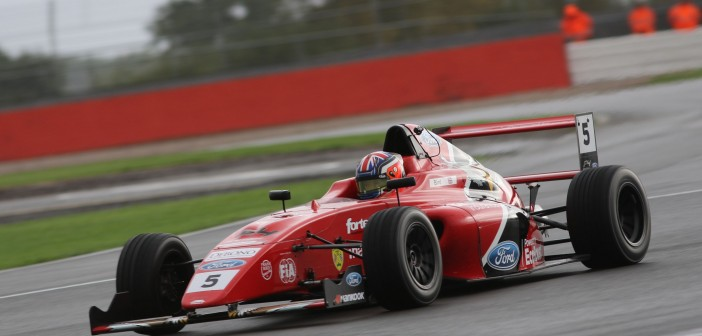 Frank Aims To See Out Season In Style At Brands Hatch