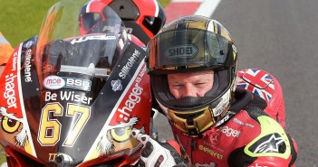 High Fives As Byrne Crowned Champion At Brands