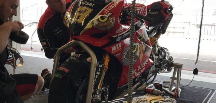 Solid Start For Be Wiser Ducati at Portimao
