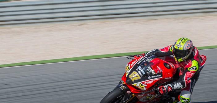 Rain In Spain Curtails Be Wiser Ducati Test