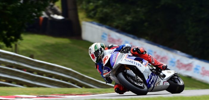 Hickman Just Misses Out On Brands Hatch Podium