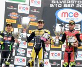 Podium For Byrne In Dramatic Day At Silverstone