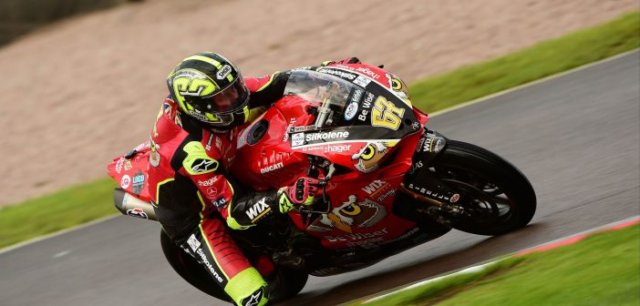 Tough Day At Oulton Park For Be Wiser Ducati