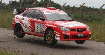 Beatsons Building Supplies sponsors inaugural Motorsport News Circuit Rally Championship at Knockhill Racing Circuit