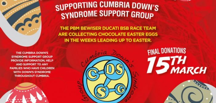 PBM 2018 Charity Easter Egg Collection