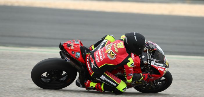 Be Wiser Ducati Upbeat After Spanish Tests