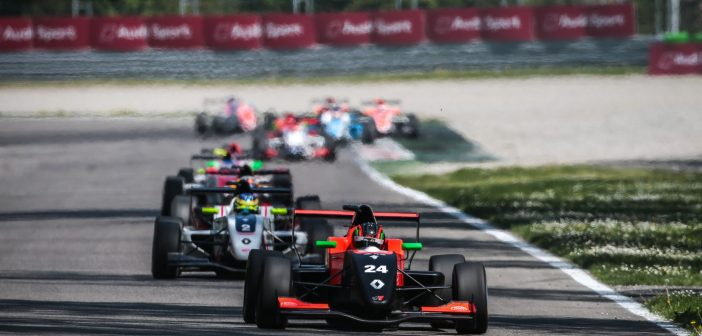 Top Eight For Frank At Monza