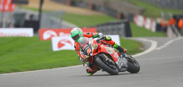 Byrne Wins And Irwin On Podium At Brands Hatch