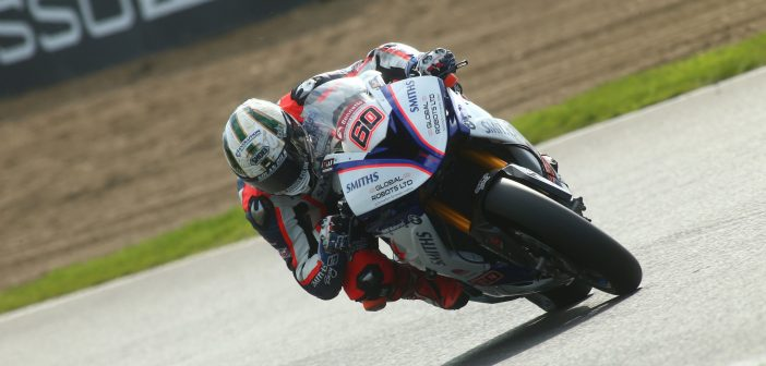 Top Ten For Hickman At Brands Hatch