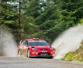 Bird Increases Lead In BTRDA Rally Series