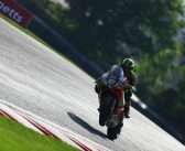 Shakey Salvages Oulton Park Podium