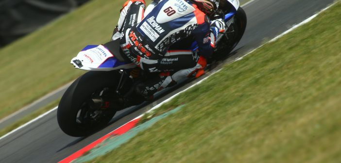 Season's Best So Far For Hickman And Barrier