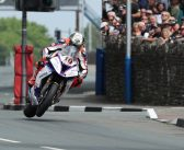 Hickman Smashes Lap Record To Win Senior TT For Smiths