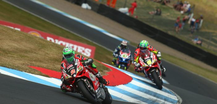 Brands Beckons For Be Wiser Ducati