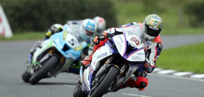 Two Wins And Man Of The Meeting Award For Hickman At Ulster GP