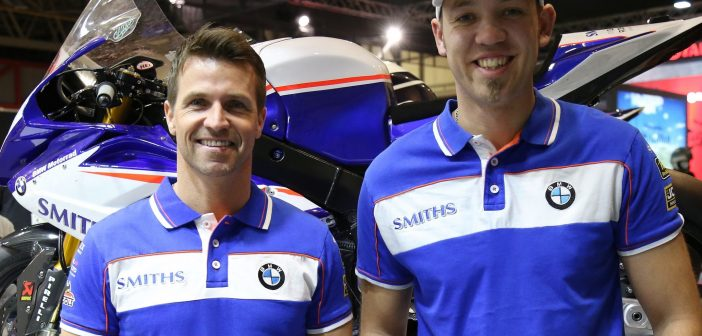 Hickman And Ellison At Smiths BMW In Bennetts BSB 2019