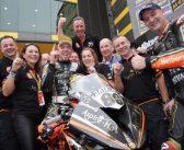 Hickman Wins Macau GP