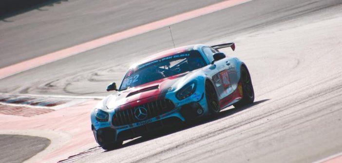 Frank Impresses In Dubai 24 Hour Race